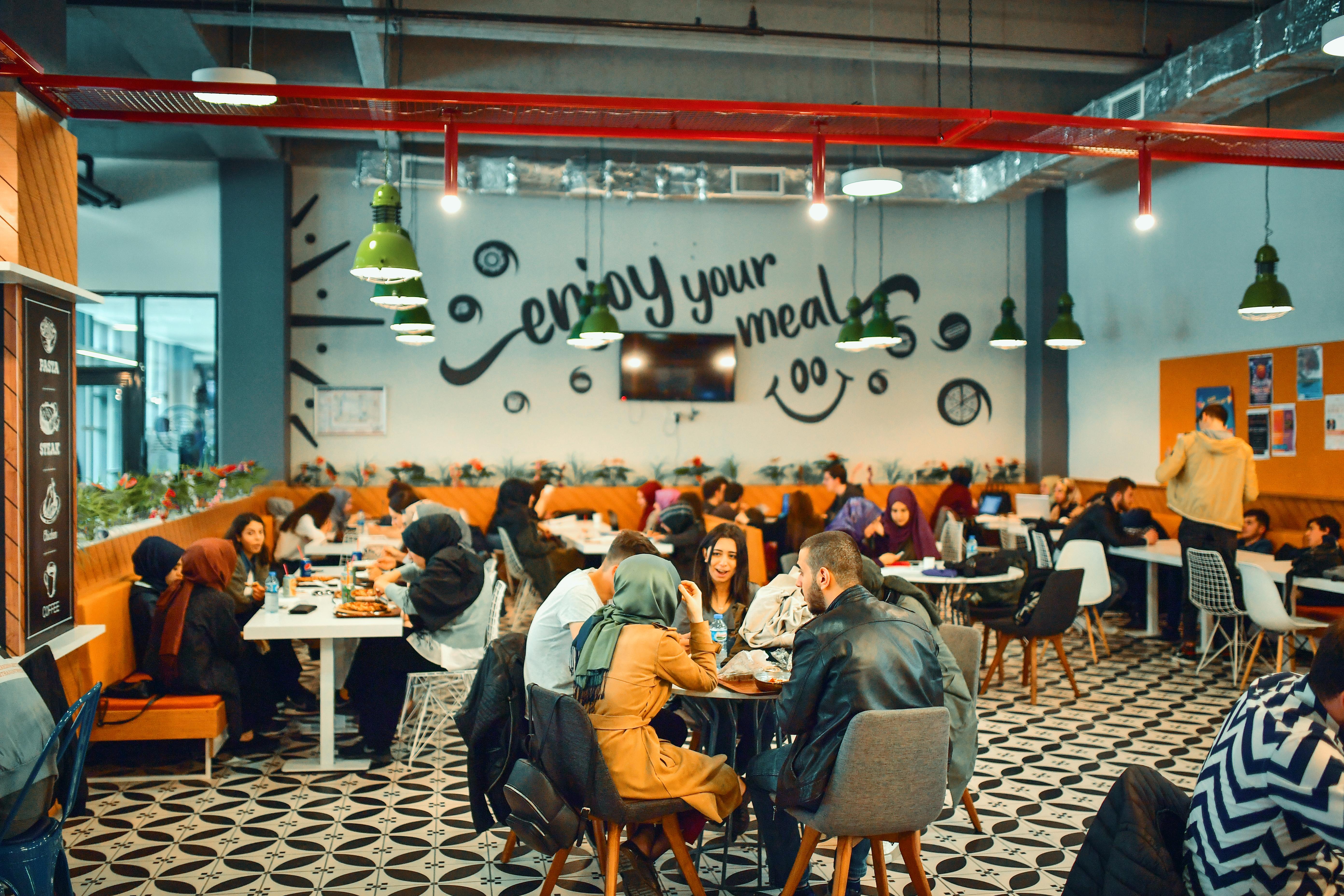 Kafeteryalar