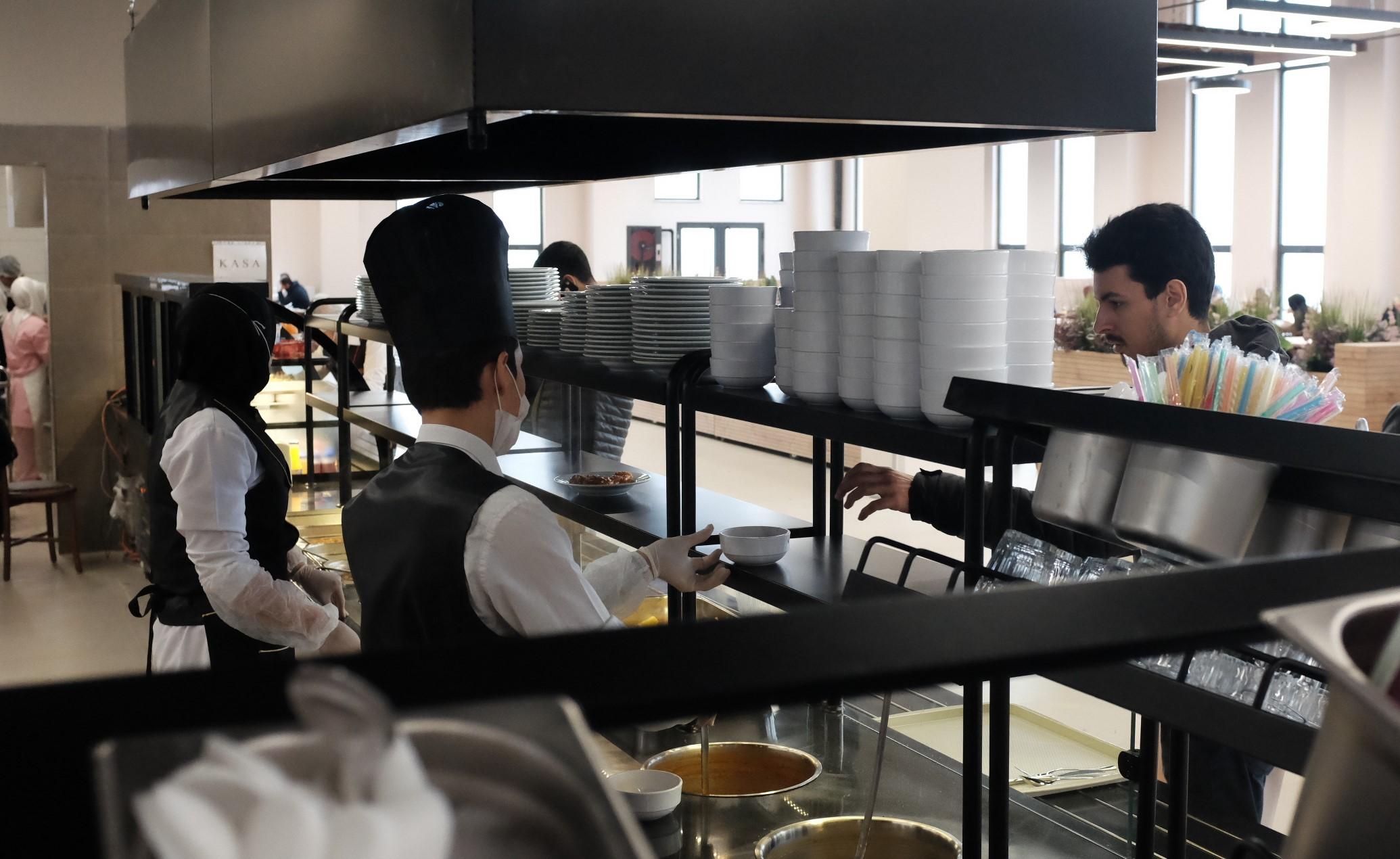 Yemekhaneler